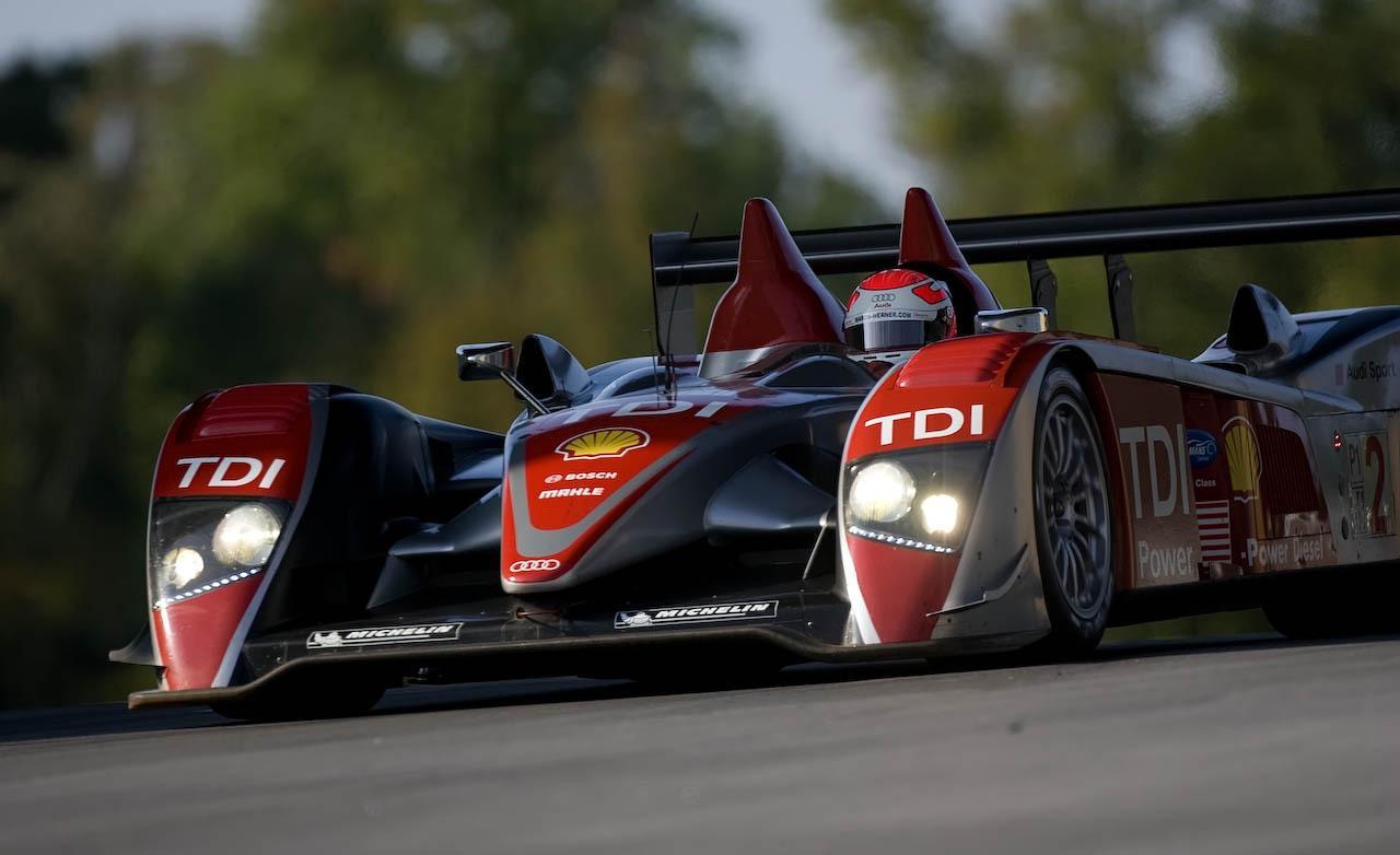 Audi, un grande de las carreras de resistencia. (2da Parte)