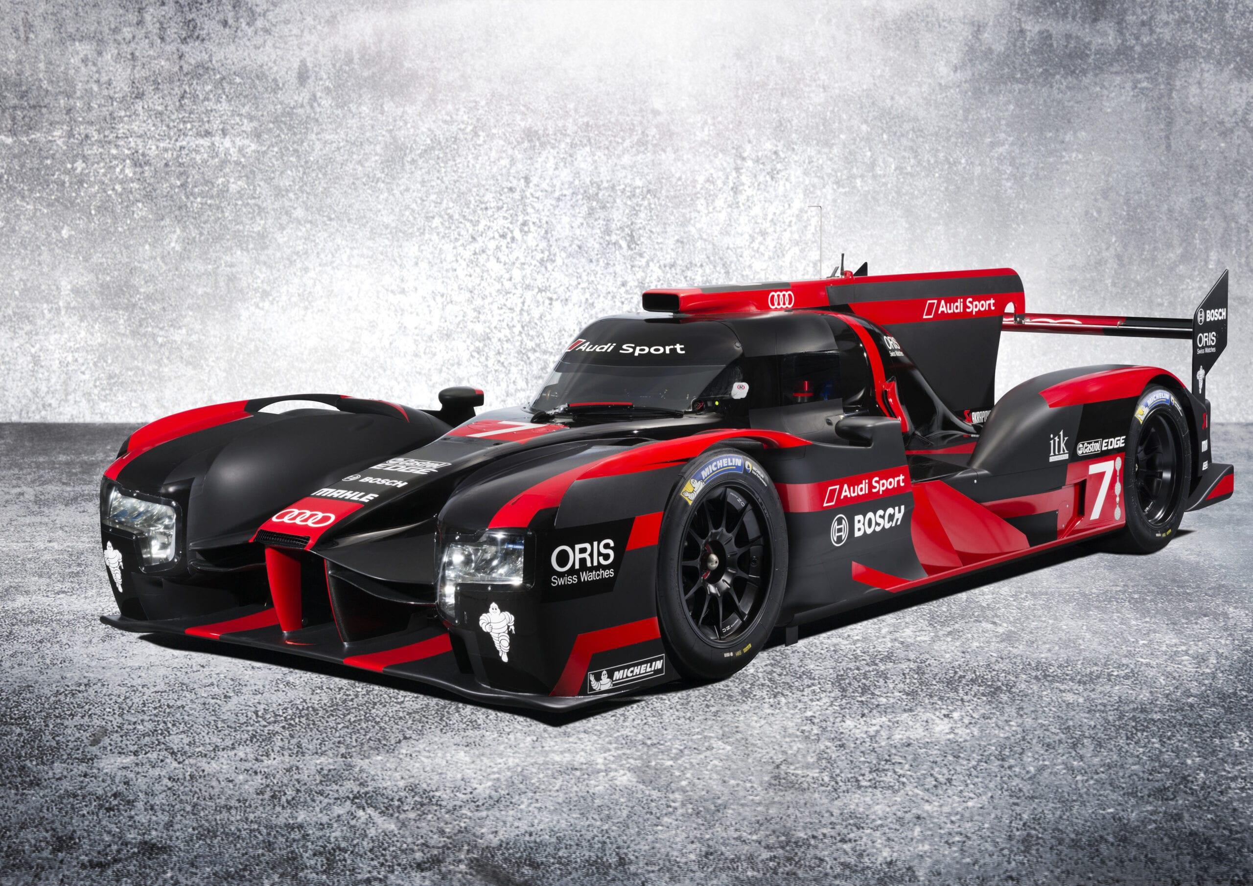 Audi, un grande de las carreras de resistencia. (1ra Parte)