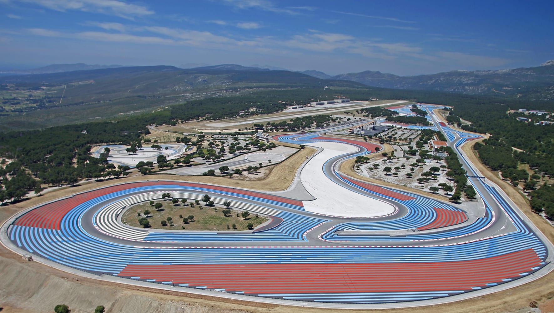El Gran Premio de Francia Regresa a la Formula 1