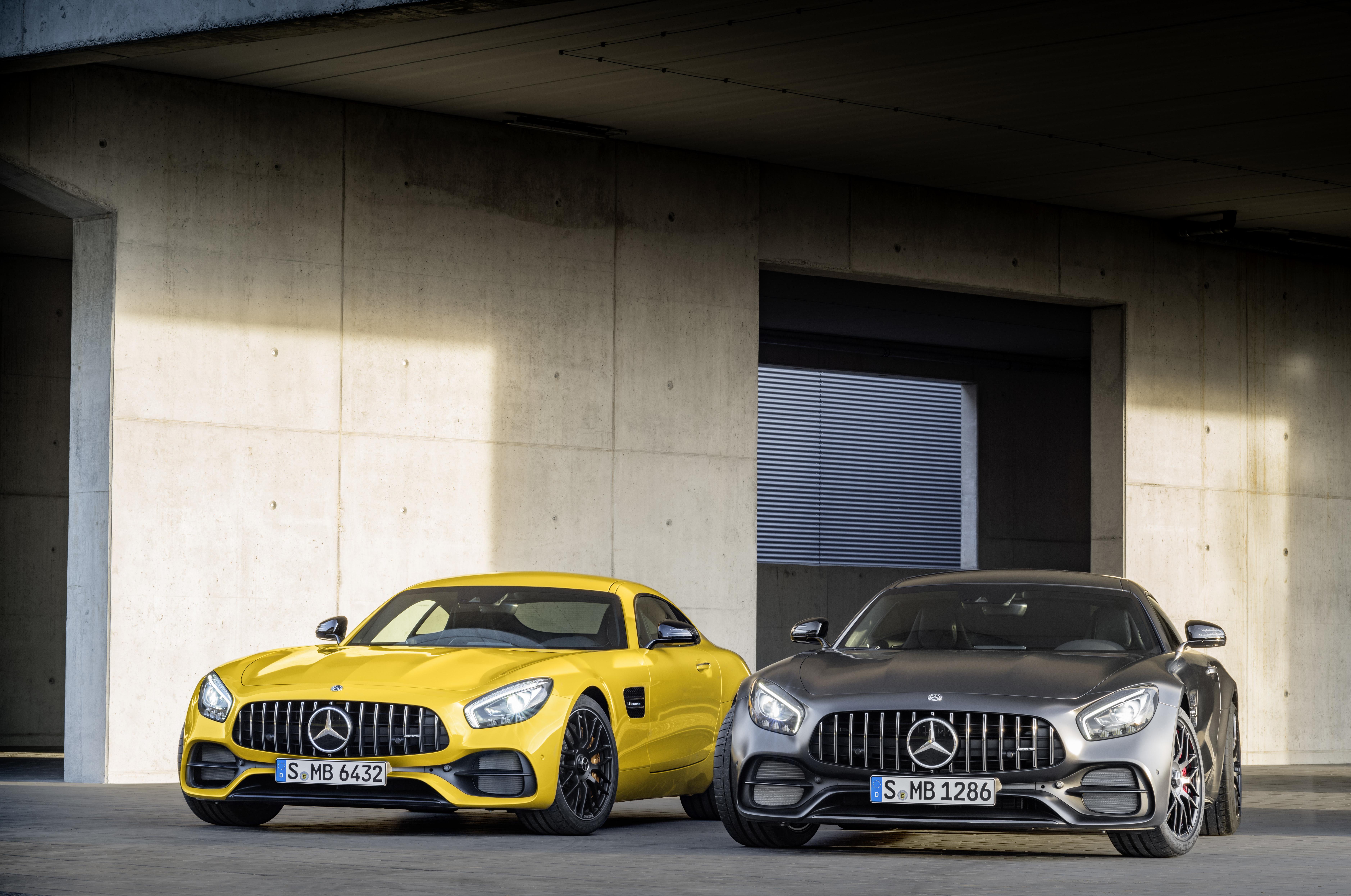 Mercedes AMG GT: La renovación de un sueño