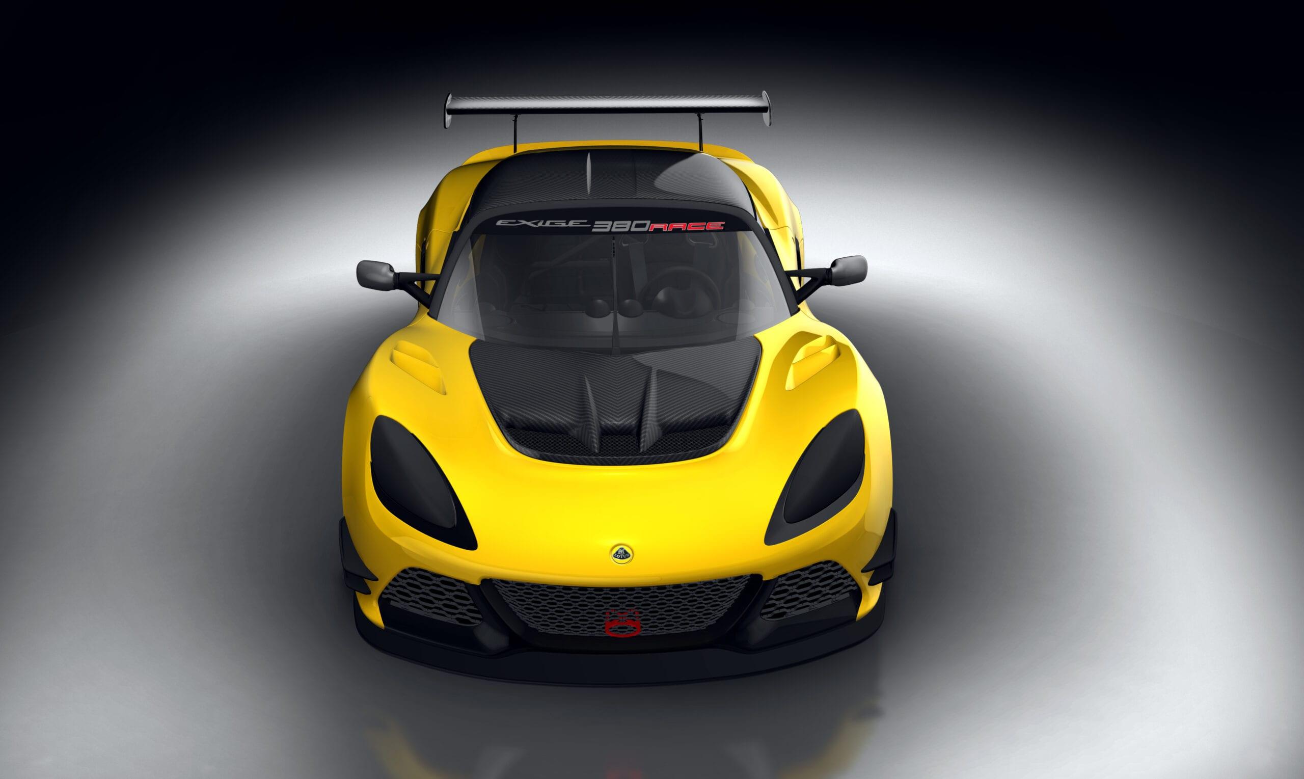 Lotus Exige Race 380: Un peso ligero, exclusivo para las pistas