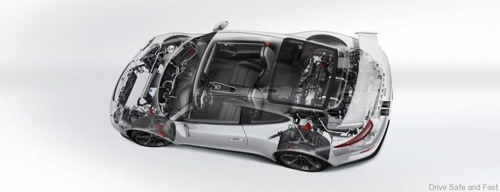 Porsche 911 con caja de cambios PDK
