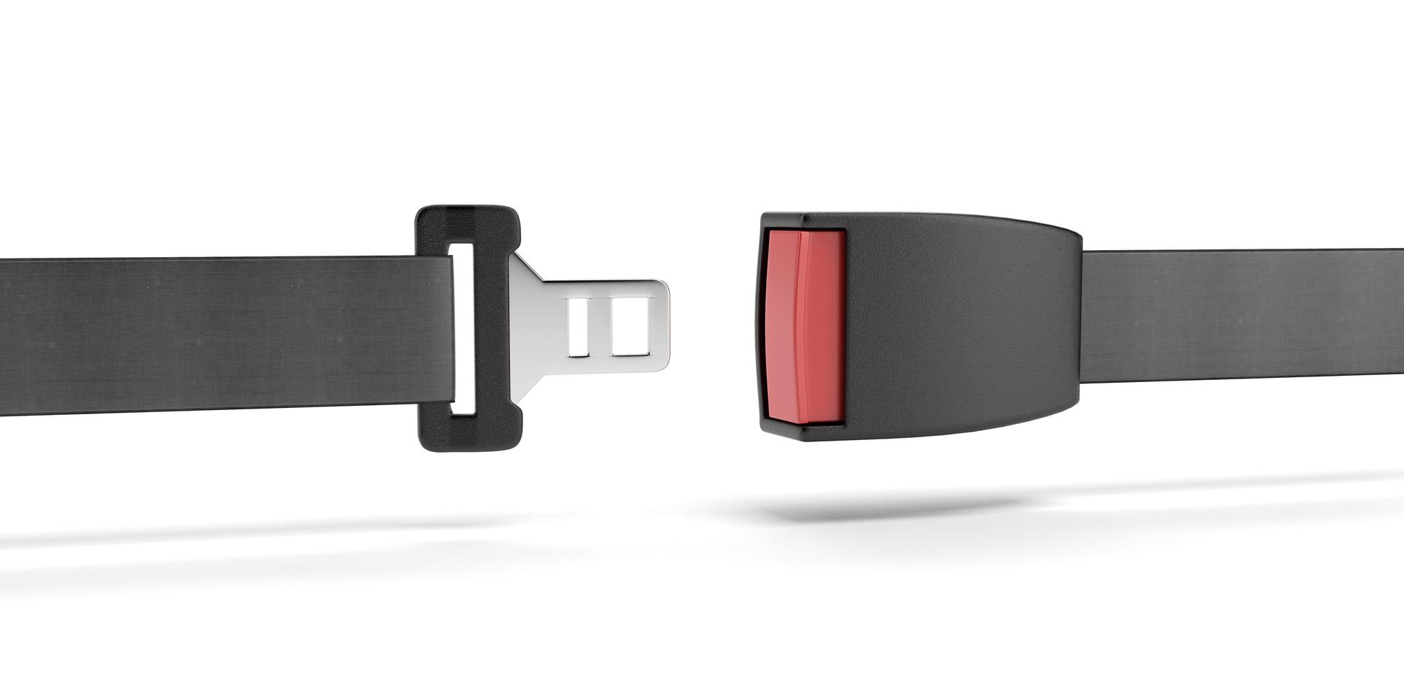 Los cinturones de seguridad y su evolución