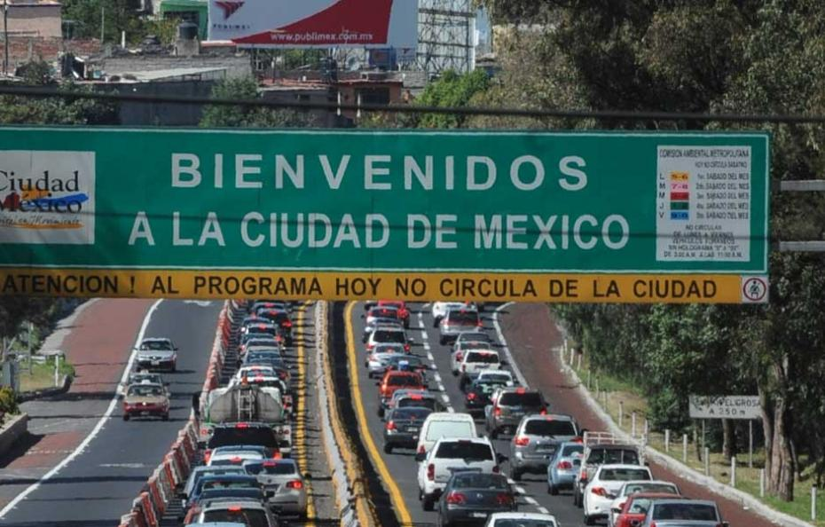 CDMX obtiene el primer lugar… en congestión vial