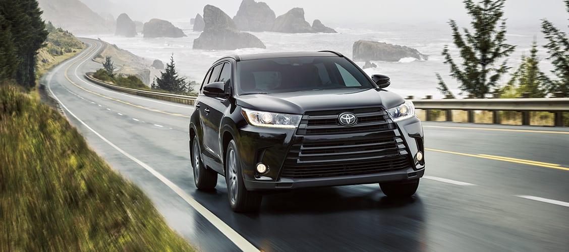 Toyota Highlander 2017: Tres filas de asientos y hasta reproductor de Blu-Ray