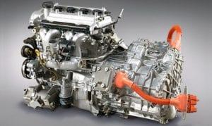 Motor Atkinson de Toyota