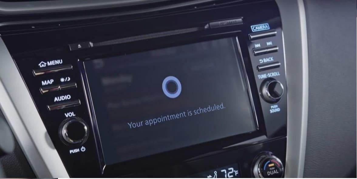 Cortana Deja los Smartphones y Se Integra a los Autos de Nissan
