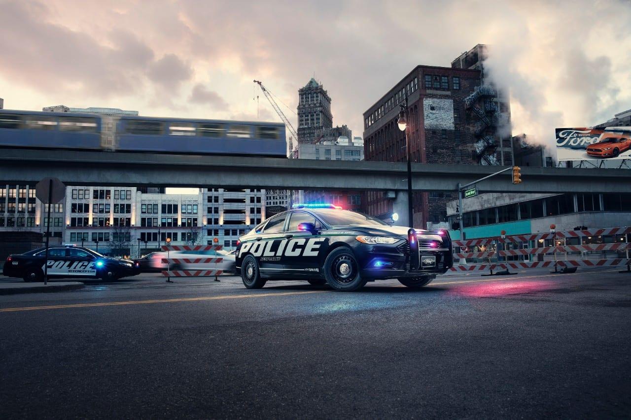 Ford Police Responder: El Futuro de la Policía será híbrido