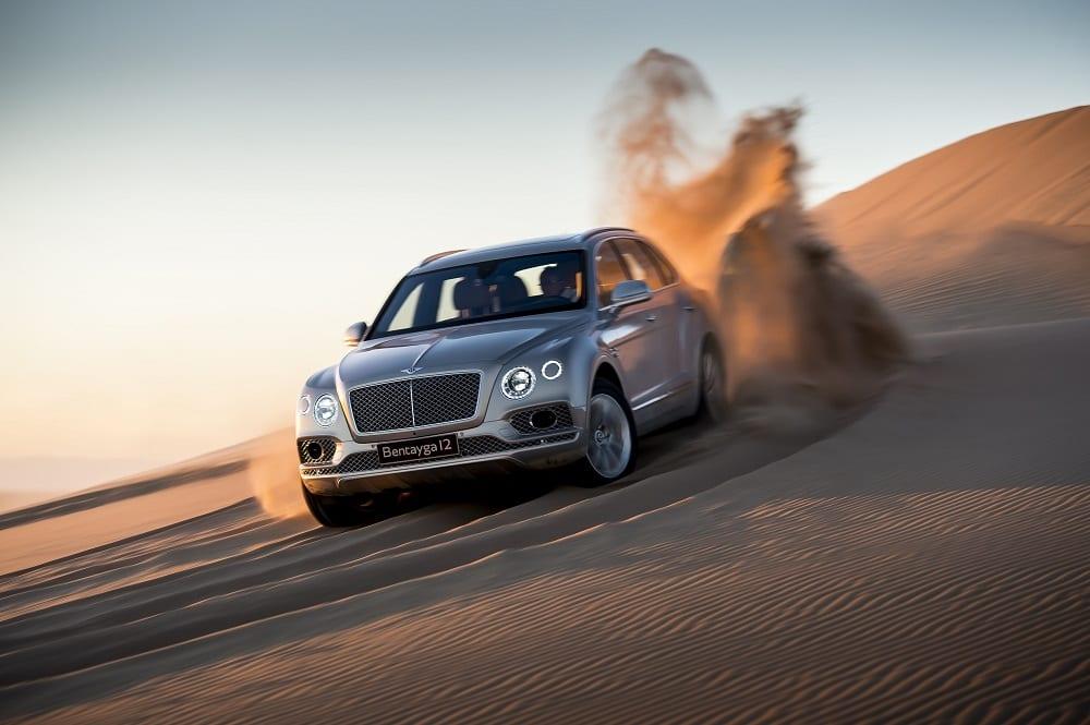 Autos con Interiores para Veganos: Bentley los hará una realidad