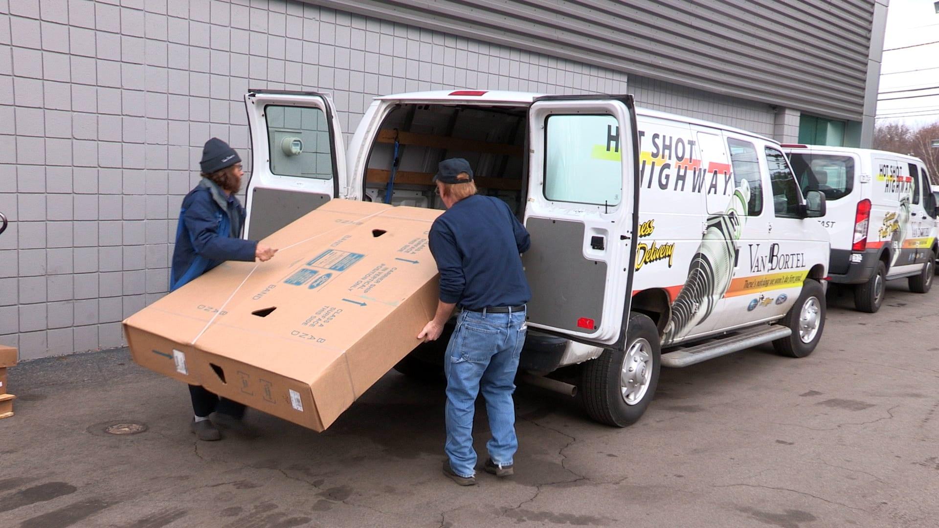 """La entrega de piezas """"On-Demand"""" ya es posible gracias a Ford (En Estados Unidos)"""
