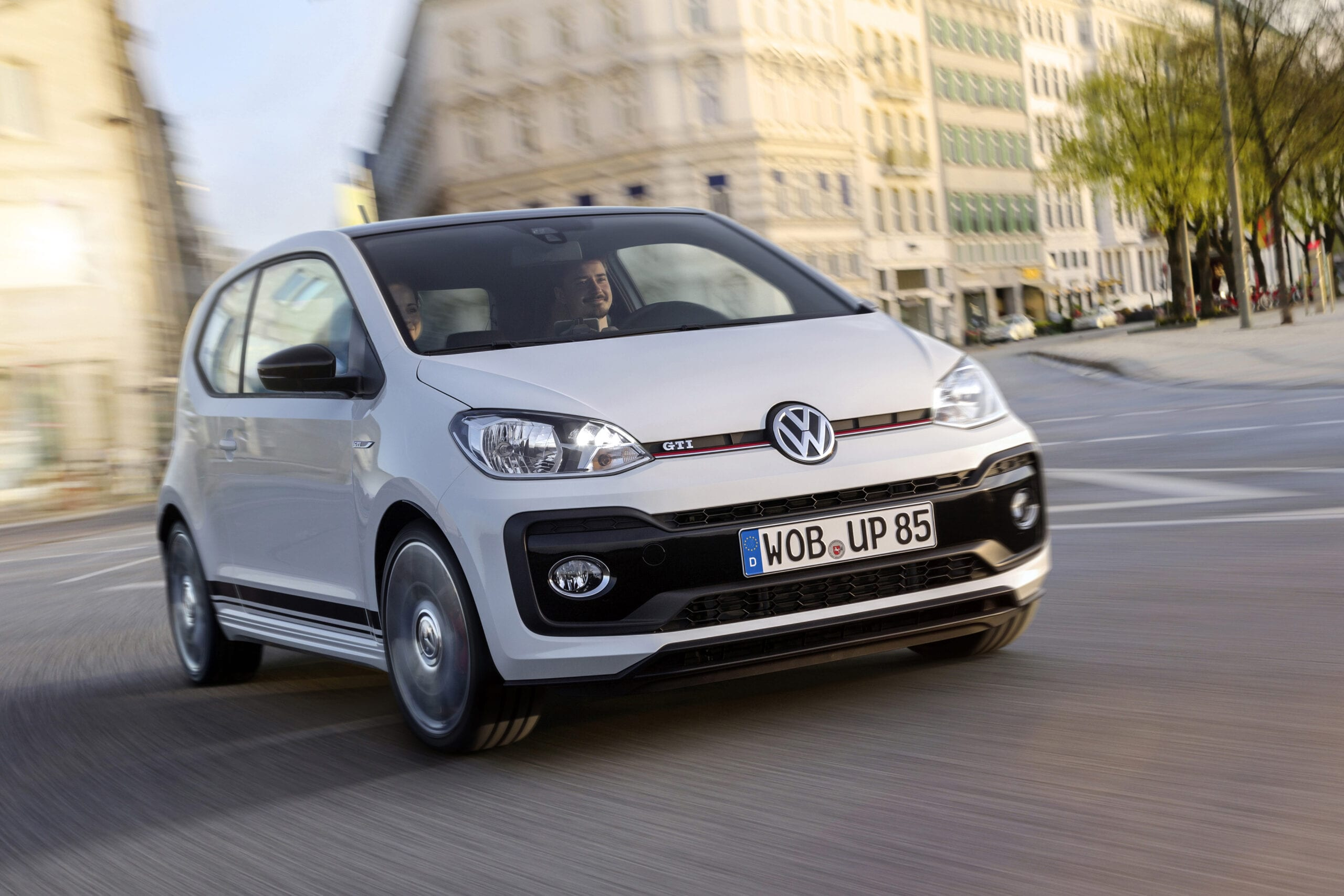 Volkswagen up! GTI: Una Remembranza del GTI Original