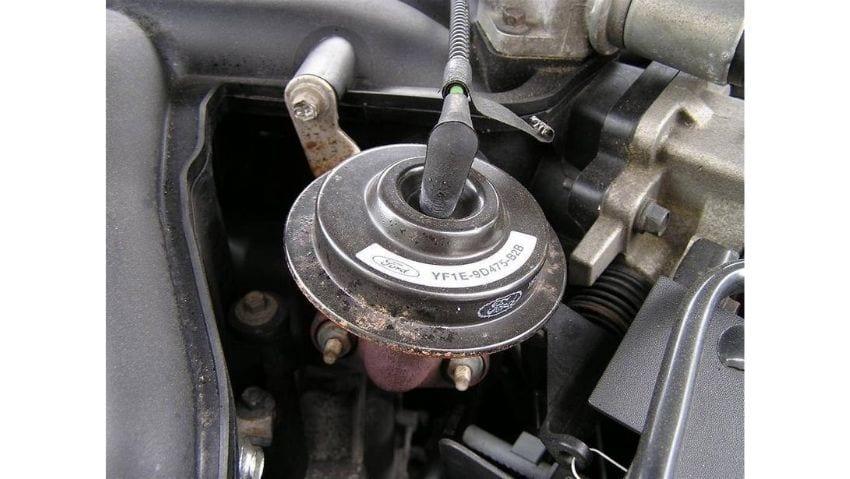 Válvula EGR (Exhaust Gas Recirculation)