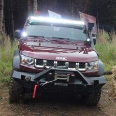 BAIC BJ40: Un SUV Chino con Alma de Jeep