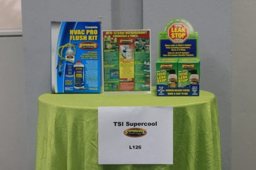 Latin Auto Parts Expo: Productos de TSI Supercool