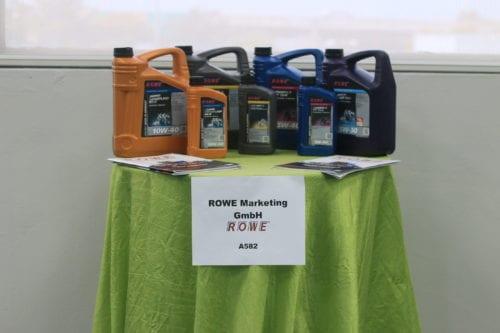 Latin Auto Parts Expo: Productos de ROWE