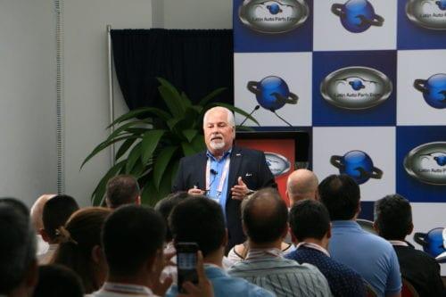 Latin Auto Parts Expo: Conferencia
