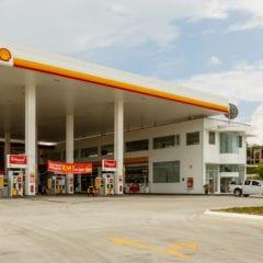 Shell Inauguró su Primer Gasolinera en México