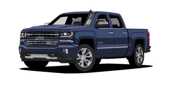 Chevrolet celebra 100 años de Pick-Ups con dos modelos especiales