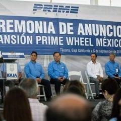 Prime Wheel Expandirá su Planta de Tijuana