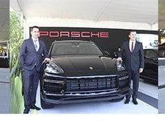 Una celebración interminable con Porsche