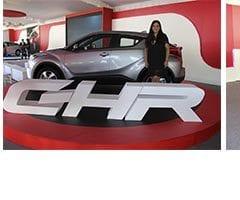 Toyota C-HR se estrena en México