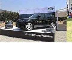 Potente rugido de Jaguar y Land Rover
