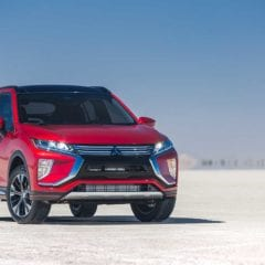 Mitsubishi Eclipse Cross obtiene cinco estrellas en seguridad
