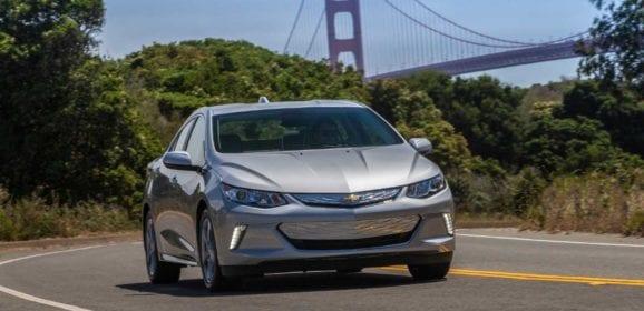 Ahorra tiempo con Chevrolet Volt 2019
