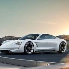 Taycan: el primer deportivo eléctrico de Porsche