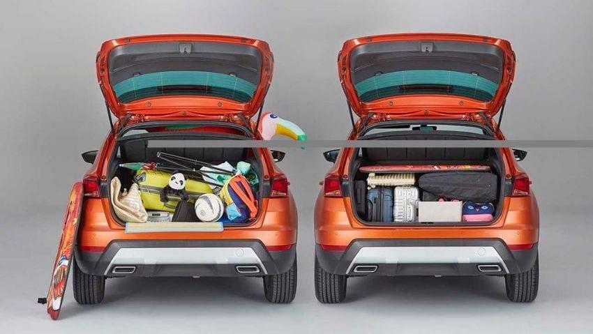 Aprovecha al máximo la cajuela de tu vehículo
