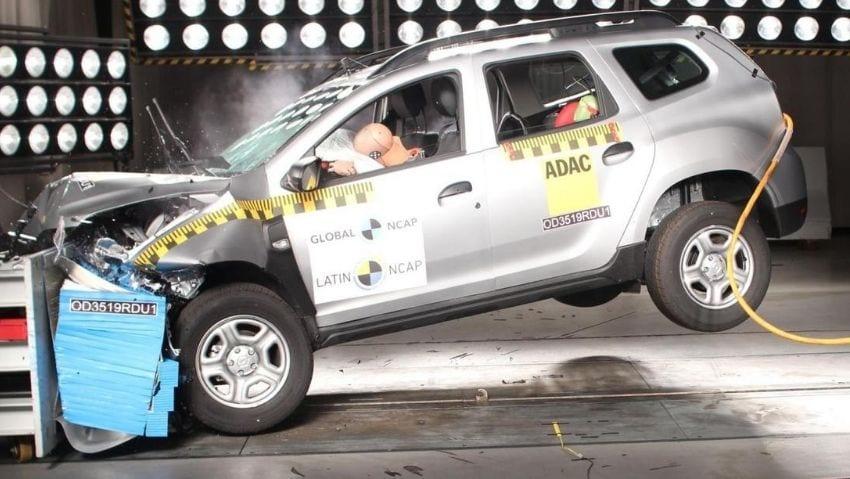 EL TOP 20 DE LOS AUTOS MÁS INSEGUROS QUE SE VENDEN EN MÉXICO, SEGÚN LATIN NCAP
