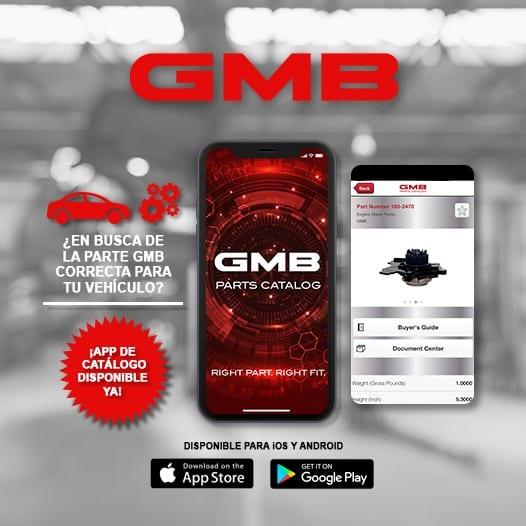 Descarga la app de GMB