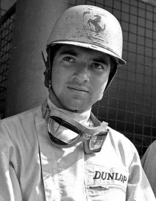 Piloto de México, Ricardo Rodríguez. La mayor leyenda del automovilismo mexicano.