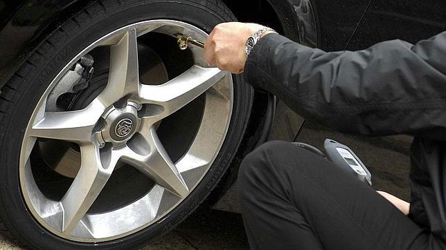 Verificacion de neumáticos